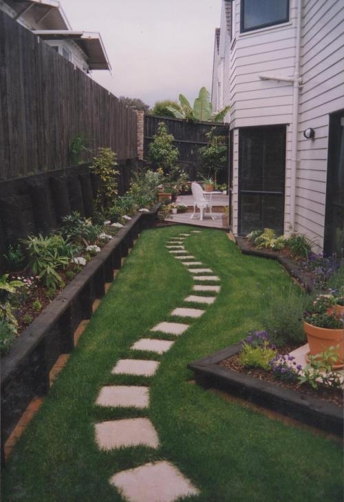 Cool garden design auckland images landscaping ideas for for Auckland landscaping services ltd